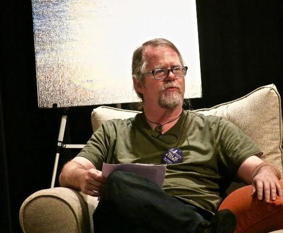 Poet Tim Conroy